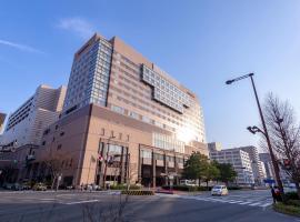 ホテルオークラ福岡、福岡市のホテル
