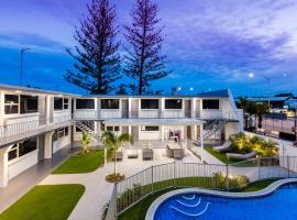 Montego Mermaid Beach Motel, hotel in Gold Coast
