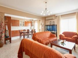 Third floor apartment with nice view, pet-friendly hotel in Thessaloniki