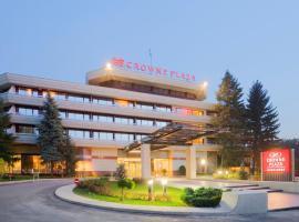 Crowne Plaza Bucharest, hôtel à Bucarest