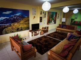 Mama Backpackers, hostel in Lima