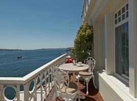 The Stay Bosphorus, отель в Стамбуле, рядом находится Босфорский мост