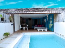 Meno Suites, beach hotel in Gili Meno