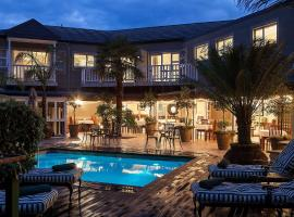 Cinnamon Boutique Guest House, hotel in Wilderness