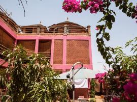Residence Hotel Lwili, hotel in Ouagadougou