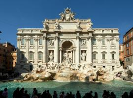 Harry's Bar Trevi Luxury Apartments - Modelli, bed and breakfast en Roma