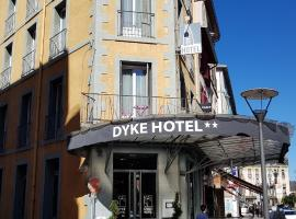 Dyke Hotel, hotel near Loudes Airport - LPY, Le Puy-en-Velay