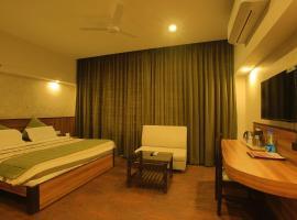 Hotel The Great Ganga, отель в Ришикеше