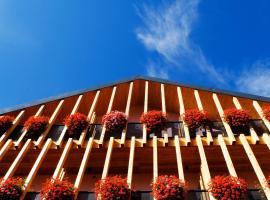 Active Hotel Rosat, hotel a Predazzo