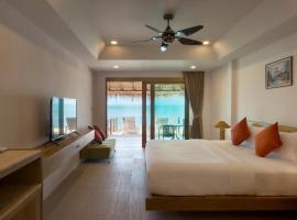 Lipa Lodge Beach Resort, resort in Lipa Noi