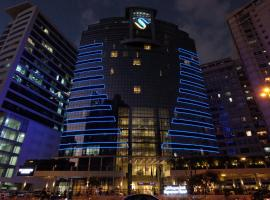 Signature 1 Hotel Tecom, hotel near Jumeirah Lakes Towers Tram Station 1, Dubai