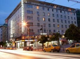 Хотел Славянска Беседа, хотел в София