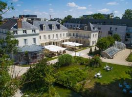 Château Belmont Tours by The Crest Collection, hôtel à Tours