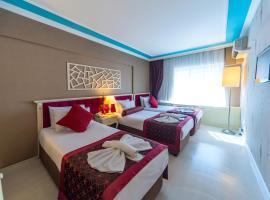 Viva Deluxe Hotel, hotel in Istanbul