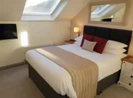 Compston House B & B, luxury hotel in Ambleside
