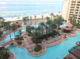 Shores of Panama 819, serviced apartment in Panama City Beach