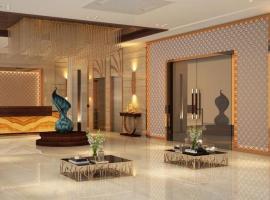 Hotel Palm Luxury In, hotel in Mainpuri