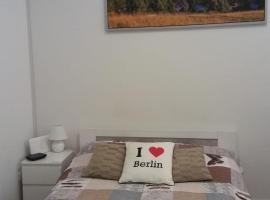 Ferienwohnung, דירה בברלין