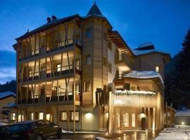 DV Chalet Boutique Hotel & Spa, hotel in Madonna di Campiglio