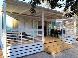 OTIUM mobile homes, glamping site in Biograd na Moru