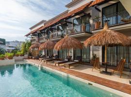 Caribbean Paradise Boutique by GuruHotel, hotel in Playa del Carmen