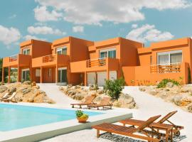 Little Eden Homes, apartment in Agios Nikolaos