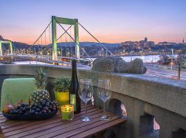BudaBest View, casă de vacanță din Budapesta