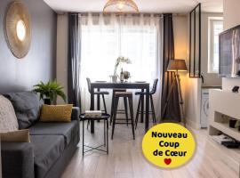 appartement le carnel, hôtel à Lorient près de: Cité de la Voile Eric Tabarly