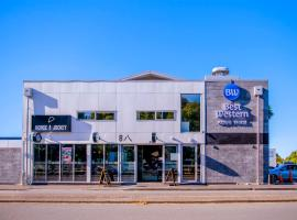 Best Western Alpine Hotel, hotel near Christchurch International Airport - CHC, Christchurch