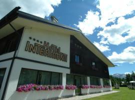 Hotel Intermonti, hotel a Livigno