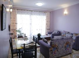 Crystal Apartments and Hotel, vacation rental in Entebbe