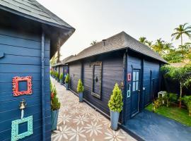 Casa Playa Comforts, hotel in Vagator