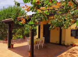 Villa Monpeluso, hotel a Nicolosi