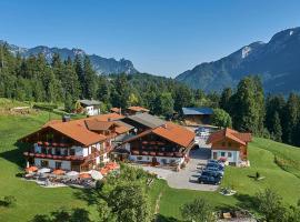 Alpenhotel Hundsreitlehen, Königssee-vatnið, Bischofswiesen, hótel í nágrenninu