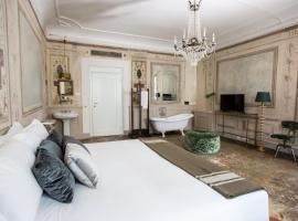 Oltrarno Splendid, hotel cerca de Iglesia de Ognissanti, Florencia