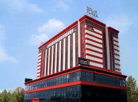 FORUM PLAZA Hotel, hotel in Krasnodar