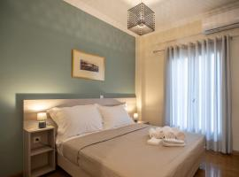 PARADISE APARTMENT IN PIRAEUS CENTRE, apartment in Piraeus