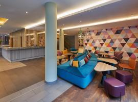 Hampton by Hilton Berlin City West, family hotel in Berlin