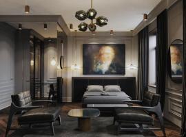 A22 Hotel, hotel in Riga