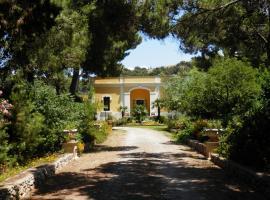 Dimora Relais Excelsa, hotel in zona Lido Conchiglie, Gallipoli