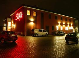 Hotel Skarpa – hotel w Łodzi