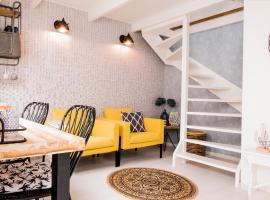 Zanoni aan Zee, apartment in Zandvoort