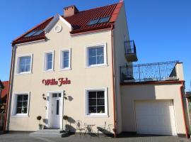 Willa Fala, hotel in Hel