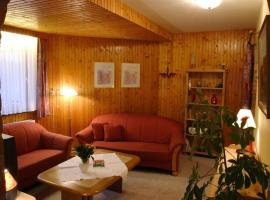 Ferienwohnungen Erich Garbers, Hotel in der Nähe von: DAS VERRÜCKTE HAUS, Bispingen