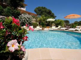 Le Mas du Soleil, apartment in Sainte-Maxime