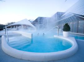 Thermae 2000, spa hotel in Valkenburg