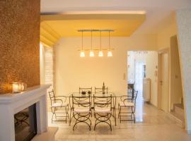 Luxurious west side maisonette in Alexandroupolis, villa in Alexandroupoli