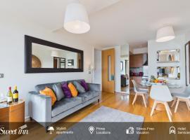 Sweet Inn - Lovely Riverside, hotel in Dublin