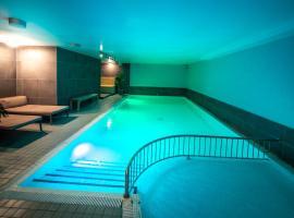 Hotel Saint Sauveur by WP Hotels, hôtel à Blankenberge
