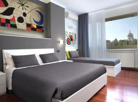 J24 B&B, hotel near Basilica San Paolo Metro Station, Rome